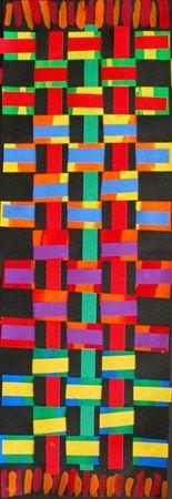 Kente Cloth Weaving