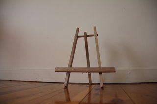In this Instructable i will show you how to make a home made art easel.