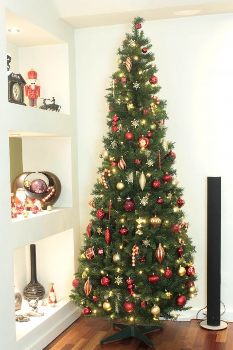 Christmas Trees Ideas How To Pick The Best Ever Pre Lit Christmas Tree 6ft Christmas Tree Decoration Christmas Tree Decorations