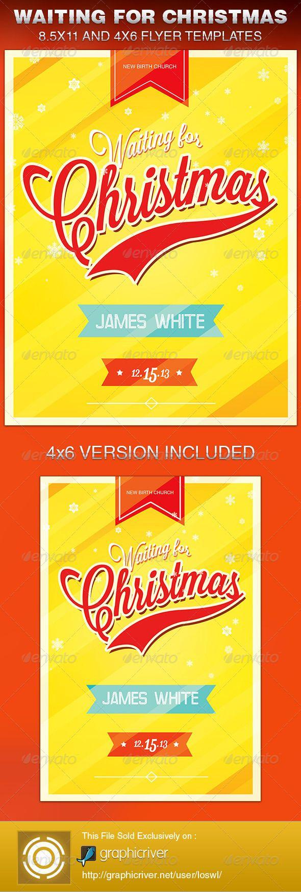 4x6 flyer template