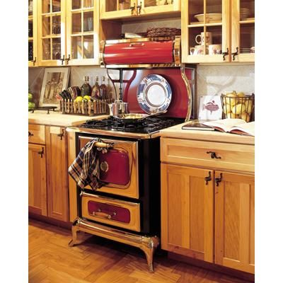 "Classic 30"" Gas/Propane Range from Heartland Appliances"