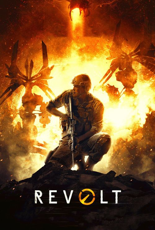 Watch Revolt (2017) Full Movie Online Free