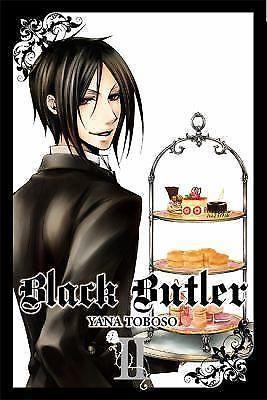 Black Butler: Black Butler 2 by Yana Toboso (2010, Paperback)