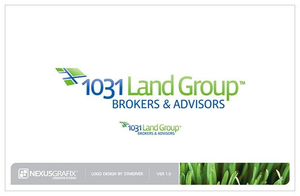 Logo for Land Real Estate Brokerage Firm - $200 by electroblue