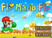 Fly Mario Fly | juegos de mario bros - jugar online