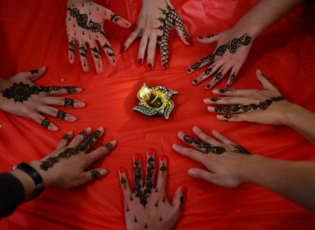 Mehndi Party Bags : Best mehndi images henna tattoos