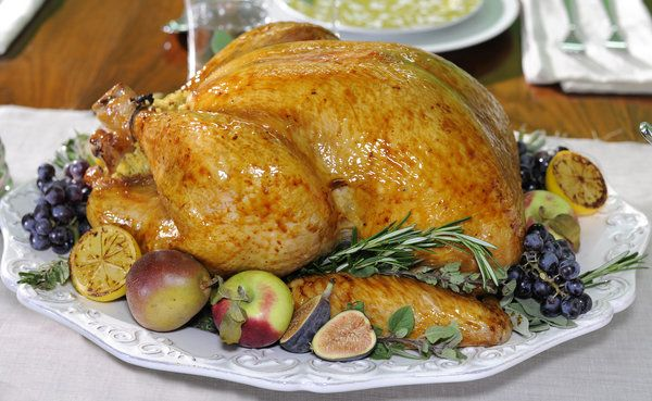 This was the best turkey ever.  Try it and you will never go back to your old way. The chew | Recipe  | Michael Symon's Juicy Turkey Cooked In Cheese Cloth