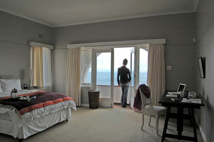 Self catering accommodation, Kalk Bay, Cape Town  Bedroom ocean views. How magnificent!   http://www.capepointroute.co.za/moreinfoAccommodation.php?aID=473
