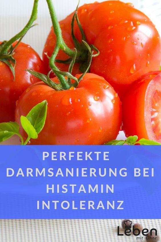 Ist Histaminintoleranz heilbar? Eine schwierige Frage. Doch mit dieser Darmsanierung kommst du der Antwort näher ... #detox #entgiftung