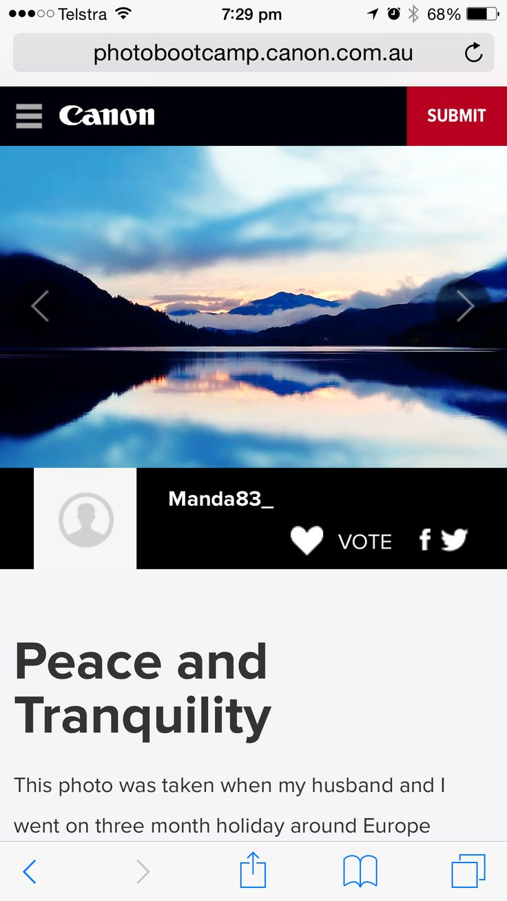 Please vote for my photo to win https://www.facebook.com/amandabrown294/posts/10152956398446429