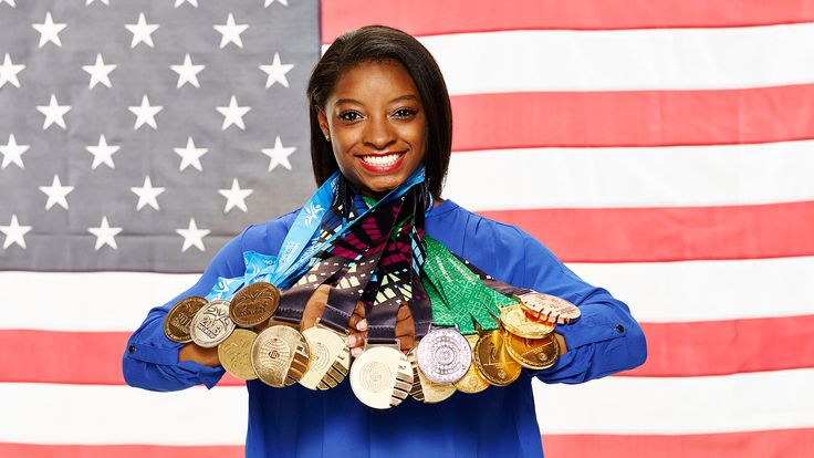 http://atvnetworks.com/index.html Simone Biles could win five gold medals in Rio, but she's already being called the best female gymnast that ever lived.
