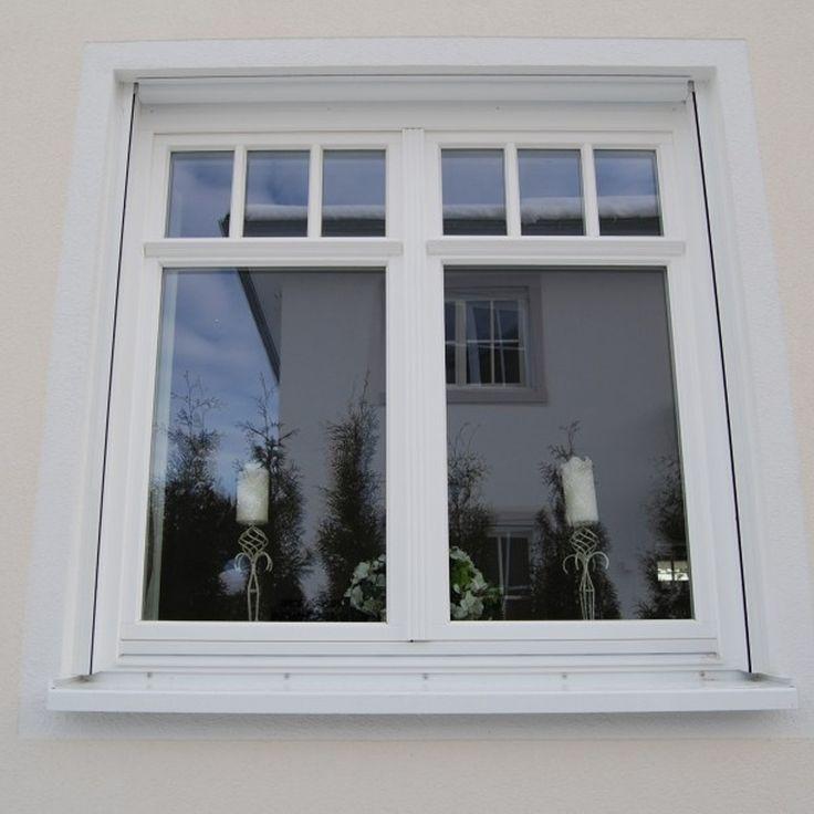 Fenster Mit Sprossen Lh66 Takasytuacja Fr Kunststo…