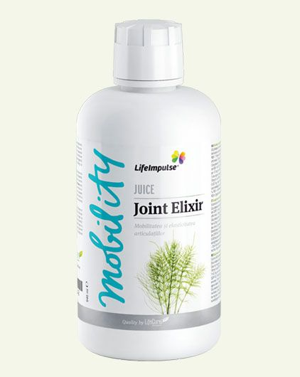 This effective mix of natural ingredients and essential vitamins alleviates rheumatic pains, maintains joint mobility and stimulates the regeneration of collagen tissue: http://lifecare.eu.com/product/life-impulse-bio-dietary-supplement-for-joint-mobility/.