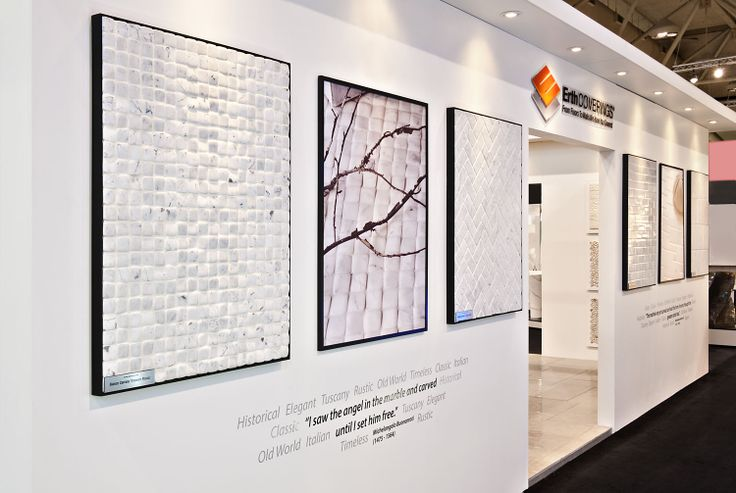ErthCOVERINGS Booth at IDS14! Interior Design Show Toronto