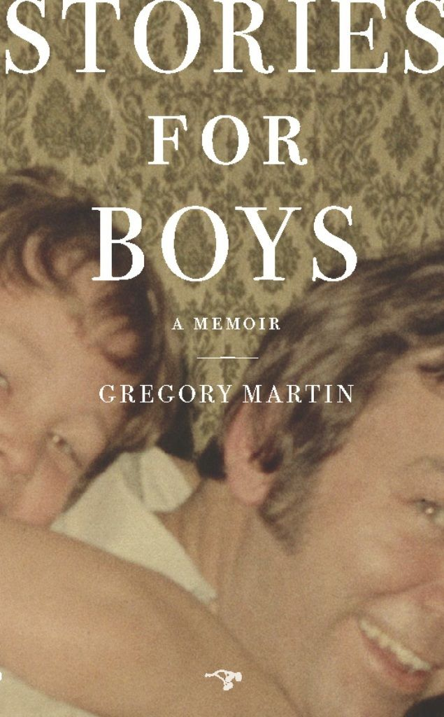 In this memoir of fathers and sons