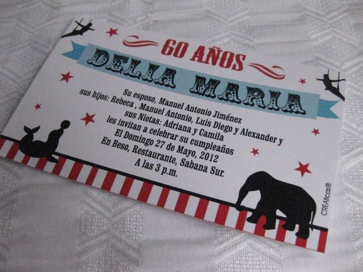 45 best images about fiesta mami on pinterest mesas - Disenos de tarjetas de cumpleanos para adultos ...