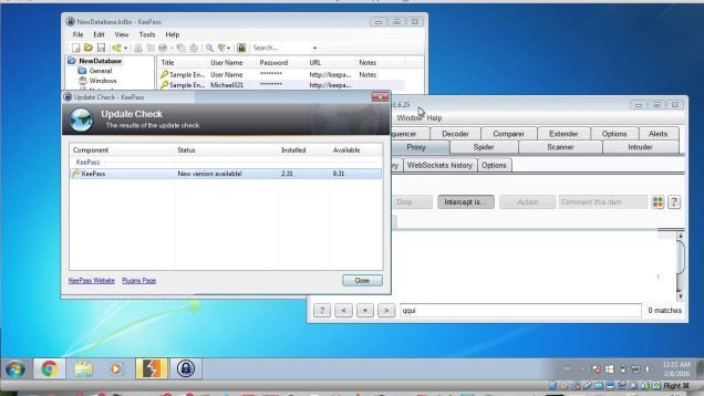 KeePass Vulnerability Could Let Attackers Steal Your Passwords With Shady Updates    Eric Ravenscraft  6/09/16           KeePass isn't the most popular password manager around here, but many of our readers use it. The next time you download an update for it, you may want to verify it yourself to prevent a malicious attack.