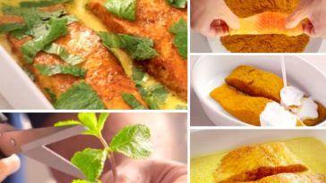 Les oeufs mimosa au guacamole - La Recette