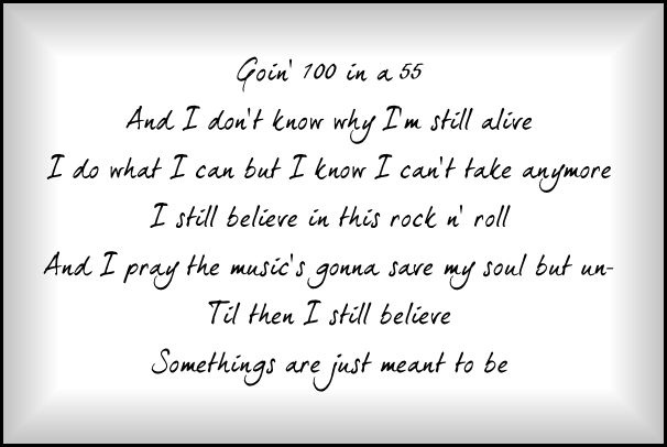 Pop Evil - 100 to 55 Pray the music's gonna save my soul....