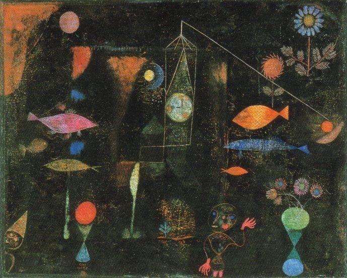 パウル・クレー(1879~1940)は、カンディンスキーやフランツ・マルクらが結成した「青騎士」展に、1912年、33歳のときメンバーに加わり、色彩を重視する幻想の森を開拓していきます。バッハのポリフォニーを基にした造形的試みにより、絵画と音楽、線と色彩の融合をはかっていきます。...