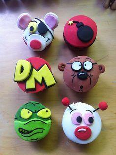 danger mouse party theme - Google Search