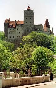 Dracula Schloss Bran in Transsylvanien