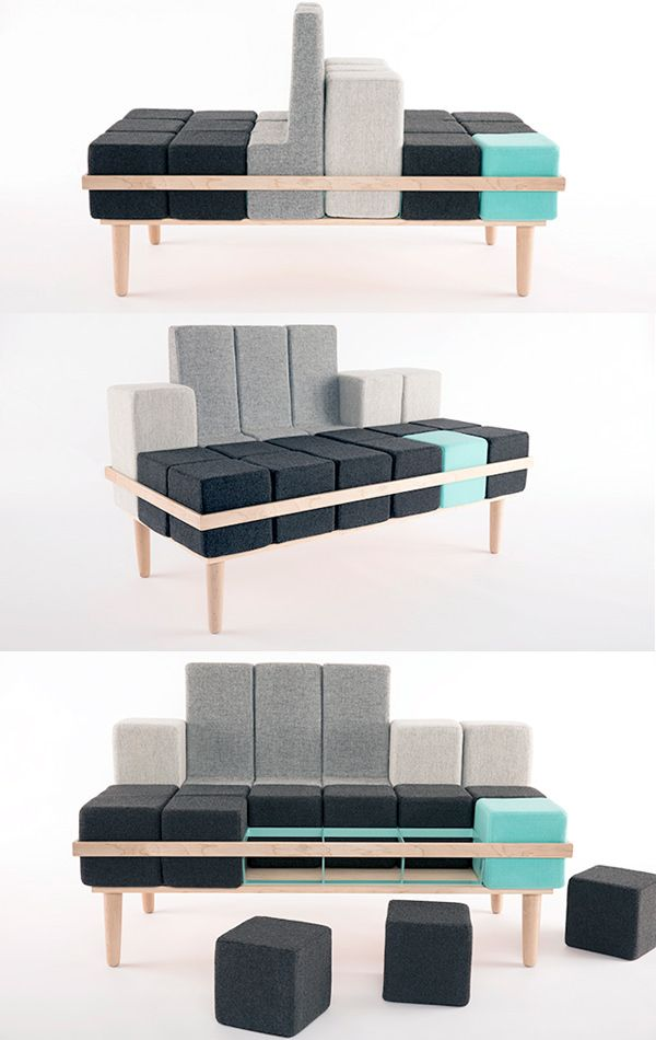 20 Exceptional Furniture Designs For Your Inspiration - Hongkiat