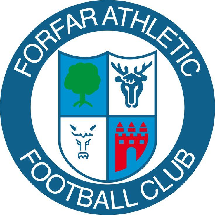 Forfar Athletic FC, Scottish League One, Forfar, Angus, Scotland