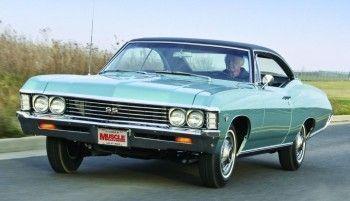One of ...? - 1967 Chevrolet Impala SS 427 #chevroletimpala2012 #chevroletimpala1967