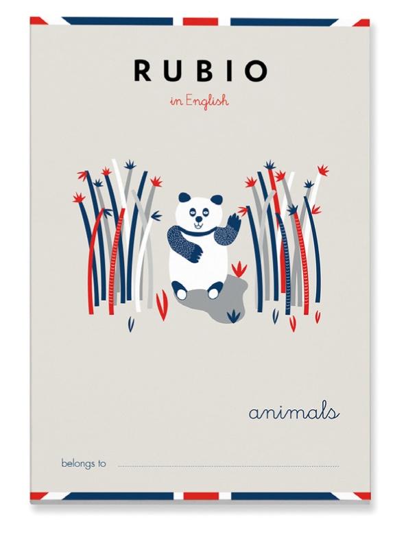 Cuadernos Rubio in English.