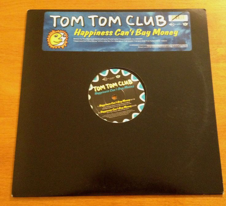 Tom Tom Club Happiness Can't Buy Money 12 Inch 2000 Tip Top Vinyl Record Funk #ClassicRBContemporaryRBFunkNeoSoulPostDiscoSoul