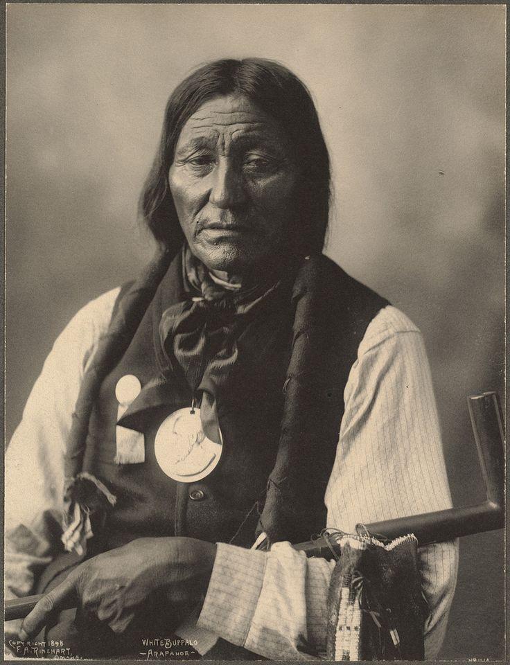 White Buffalo, Arapahoe