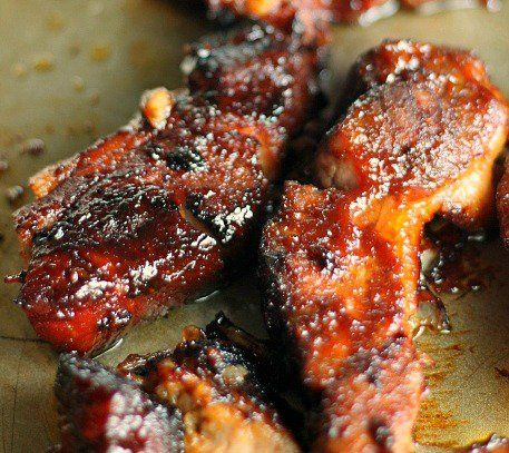 how to make good pork ribs in the oven
