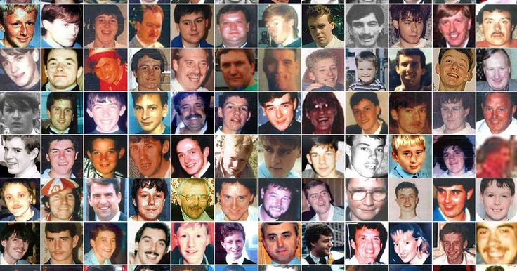 Hillsborough victims added to Government crime statistics for first time after historic manslaughter inquest verdict - Mirror Online