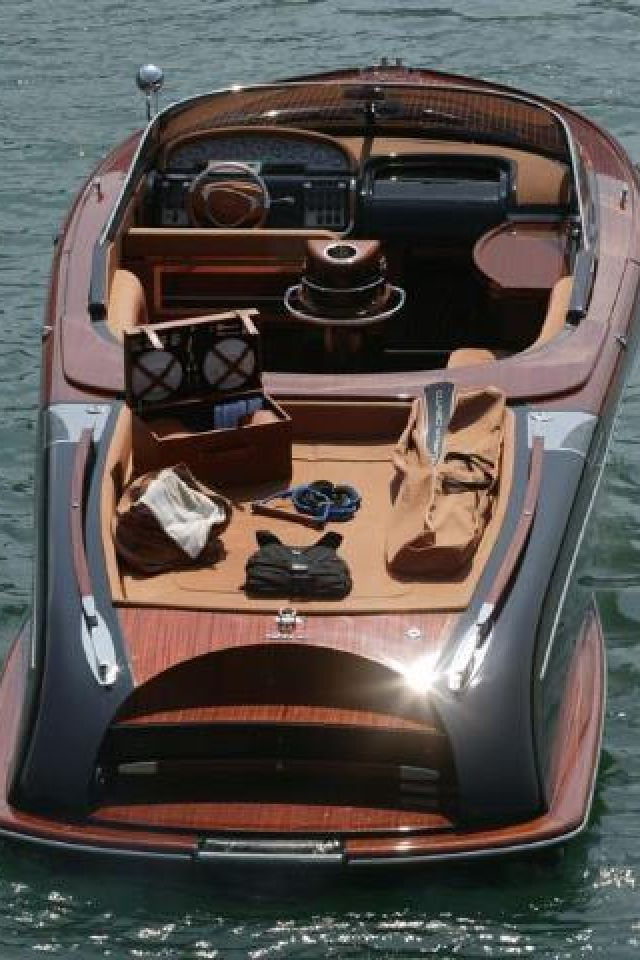 how about a picnic in venice on a chris craft?
