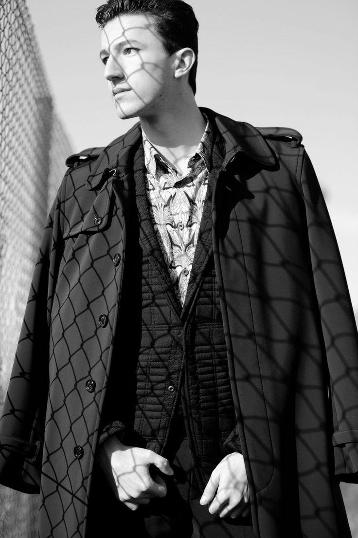Gucci Prada Valentino model Burberry 17 best