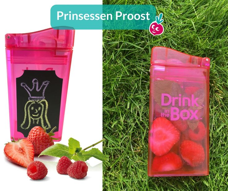 Fruitwater voor kinderen