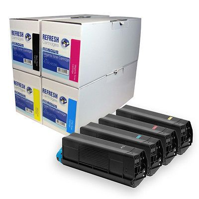 #Remanufactured oki c3200 laser #toner #cartridges & drum units 42804540/39/38/37,  View more on the LINK: http://www.zeppy.io/product/gb/2/191982743110/