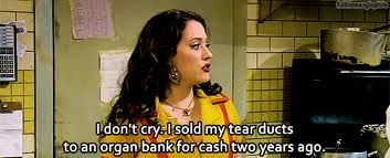 2 broke girls quotes