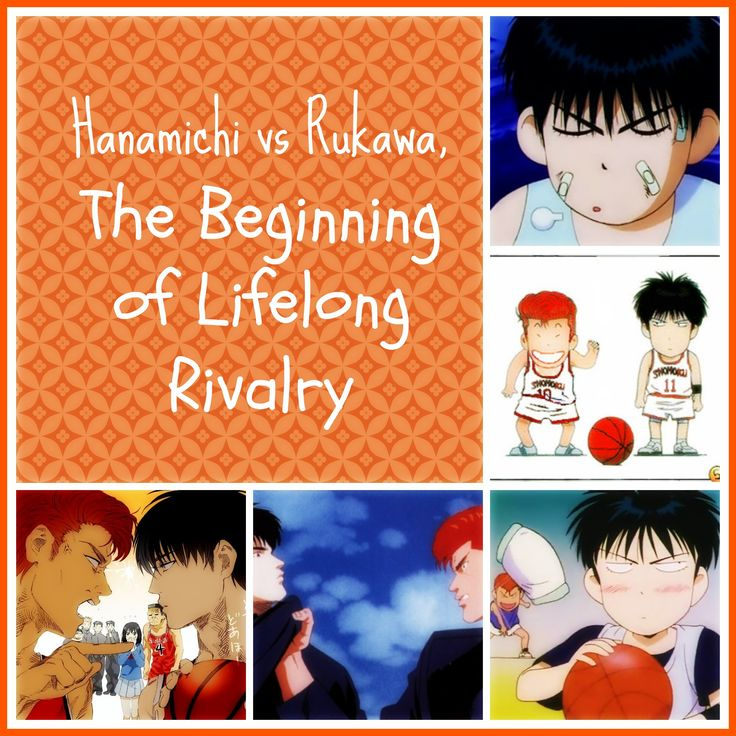 Hanamichi vs Rukawa, The Beginning of Lifelong Rivalry | Watch Slam Dunk English Dubbed Episode 2