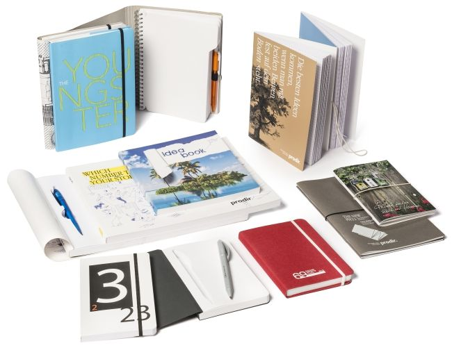 Arbos notebooks for Prodir #arbos #promo #prodir