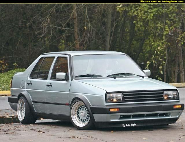tricked out 1991 vw jetta - Google Search