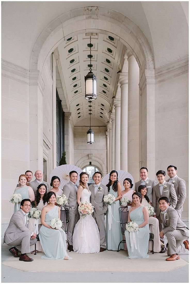 Cathedral Wedding | Virginia Wedding | David Abel Photography | Joy Wed blog | http://www.joy-wed.com