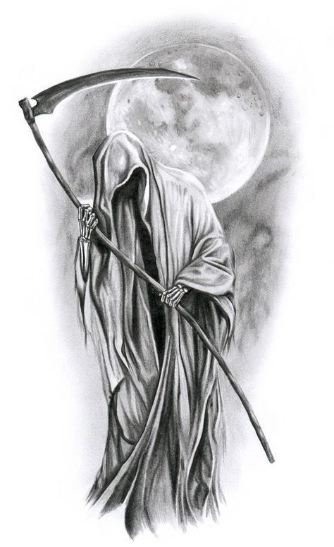 Reaper Tattoo Google Search Tatoo Morte Tattoo Morte E Tatoo