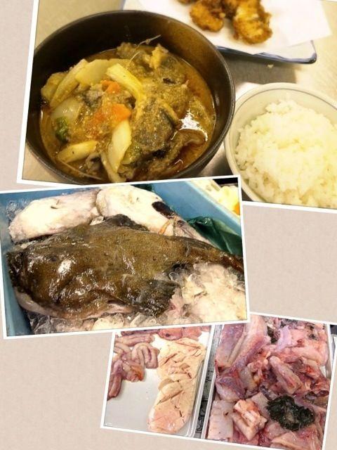 お魚教室2月のお題は鮟鱇でした。 水を一切加えず鮟鱇と野菜の水分だけで煮る「どぶ汁」です。 あん肝もたっぷり使って贅沢なお味でした( ´ ▽ ` ) - 9件のもぐもぐ - アンコウのどぶ汁 by becoyuki