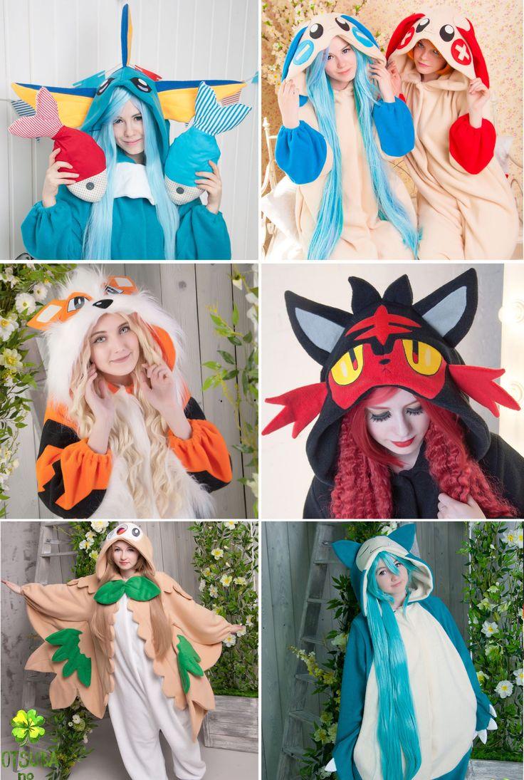 Pokemon Kigurumis #shutupandtakemyyen #pokemon #pokemongo #kawaii #anime #nintendo #cosplay #merch #merchandise #vaporeon #snorlax #rowlet #litten #animemerch #animemerchandise #otaku #pokemonmerch #pokemonmerchandise #kigurumi #onesie