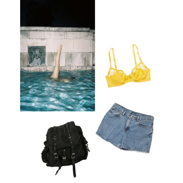 Let's go skinny dipping in the pool at 2 am by mermaid17 on Polyvore featuring moda, Polo Ralph Lauren, American Eagle Outfitters and AllSaints