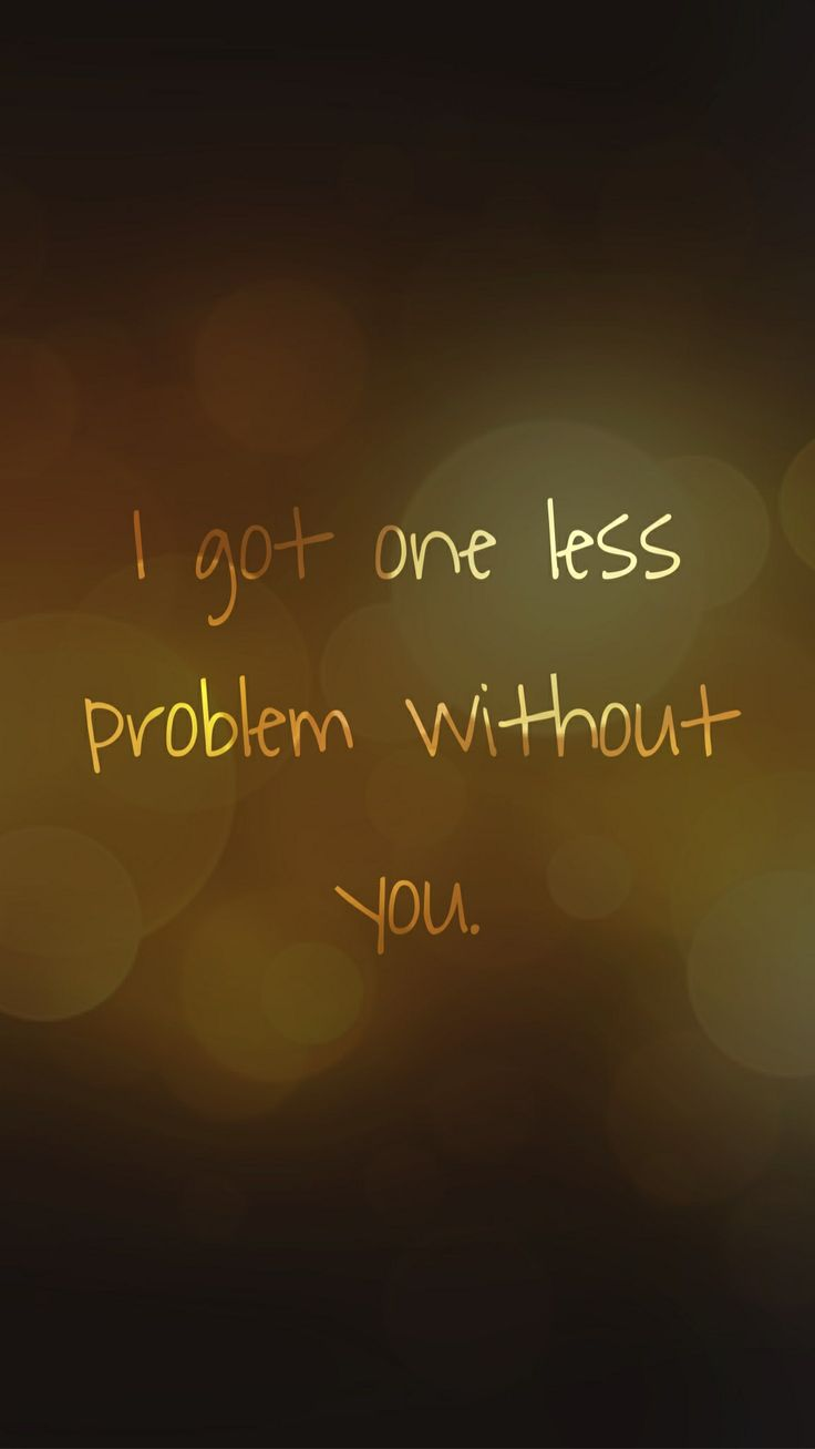 """I got one less problem without you"" - Problem by Ariana Grande lyrics"