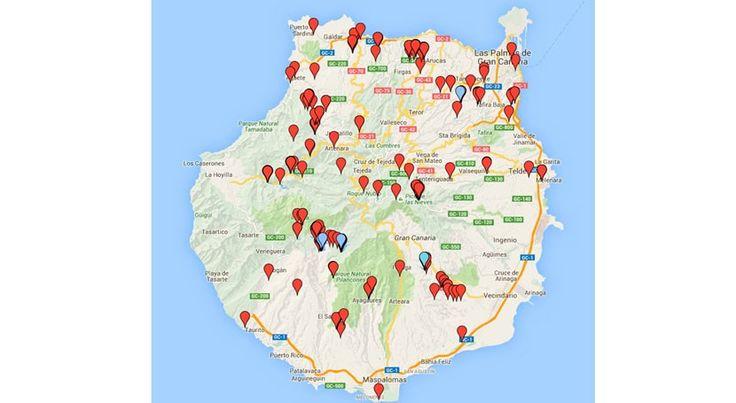 Infraestructura obras hidráulicas extraordinarias - #GranCanaria #Canarias