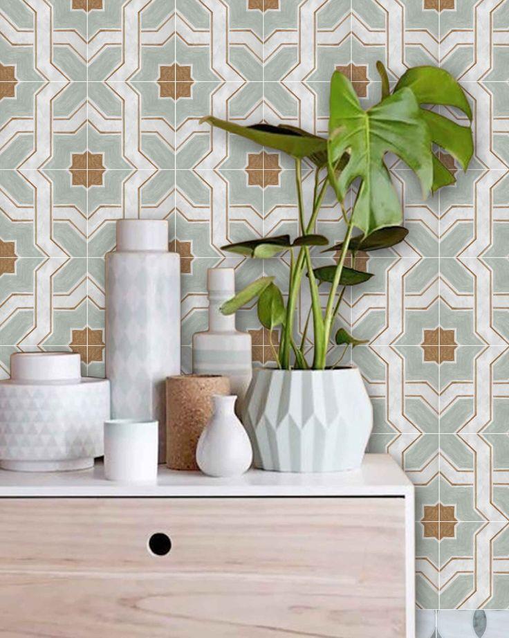 The 25 Best Tile Stickers Kitchen Ideas On Pinterest